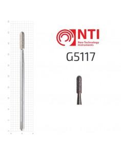 """Бор алмазний стоматологічний """"Спечений"""" NTI G5117"""