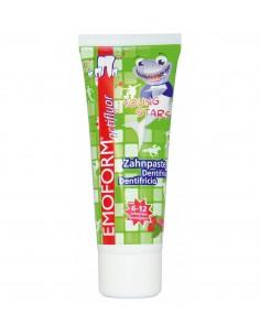 Детская зубная паста Dr.Wild Emoform Actifluor Youngstars, 75 мл, от 6 до 12 лет