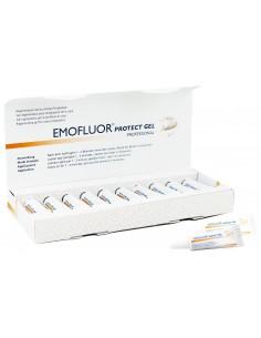 Професійний гель для захисту зубів Emofluor Professional Protect Gel, 10x3 мл