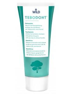 Зубна паста з маслом чайного дерева Dr. Wild Tebodont (Melaleuca Alternifolia) без фтору, 75 мл