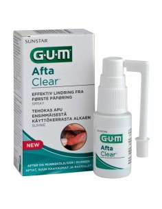 Спрей GUM AftaClear, 15 мл