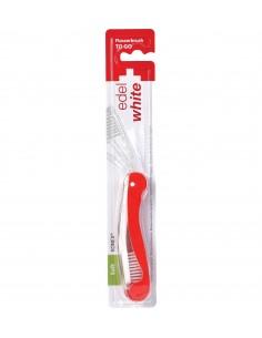 Дорожная отбеливающая зубная щётка Edel White