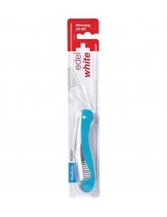 Дорожная зубная щетка-флосc Edel White