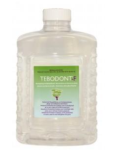 Ополаскиватель полости рта TEBODONT®-F с фторидом для диспенсера, 1500 мл, вкл. 120 стаканчиков