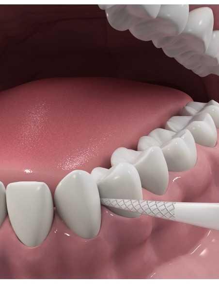 """Флос-зубочистки """"Комфортное очищение"""" DenTek, 150 шт."""