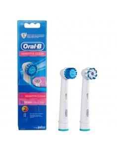 Сменные насадки для электрической зубной щетки Oral-B Sens EBS 17, 2 шт.