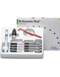 Набор микрогибридных композитов TE-Econom Plus Intro Pack, 4x4 г