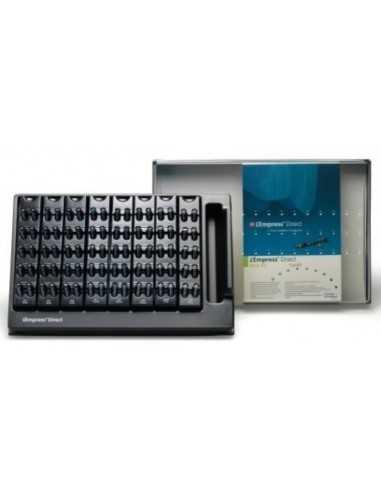 Наногибридный набор кавифилов Empress Direct Cavifil Basic Kit, 80х0,2 г