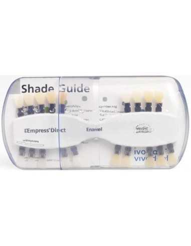 Расцветка стоматологическая Empress Direct Shade Guide Enamel