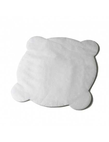 Салфетки для стоматологической чаши плевательницы из спанбонда PRO&MED, 50 шт. / уп.