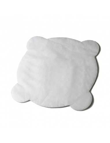 Салфетки для стоматологической чаши плевательницы из спанбонда PRO&MED, 25 шт. / уп.