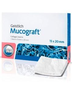 Коллагеновый матрикс Geistlich Mucograft 15x20 мм