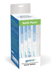 Набор гелей для отбеливания зубов Gemini-refill pack, 5x1,7 мл