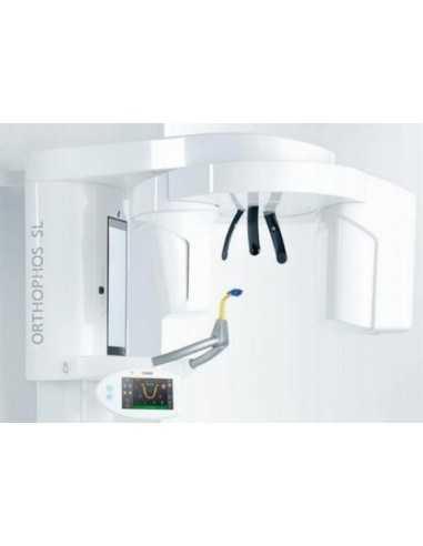 Cтоматологический компьютерный томограф Dentsply Sirona Orthophos SL 3D 8x8 DCS, обьем сьемки: 5x5,5 см, 8x8 см