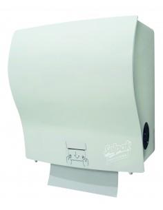 Держатель полуавтоматический для бумажных полотенец Selpak Professional, белый