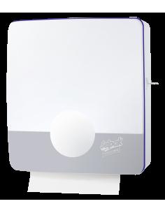 Пластиковый держатель бумажных полотенец Selpak Pro Touch, белый, 1 шт.