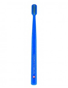 """Ортодонтическая зубная щетка""""Ultra Soft Ortho"""" с углублением CURAPROX, D 0.10 мм"""