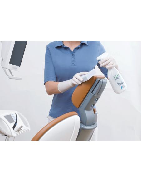 Розчин для догляду за шкіряними поверхнями FD360, 0,5л