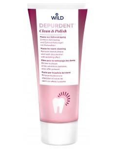 Паста для чистки и полировки зубов Dr.Wild Depurdent Toothpaste, 50 мл