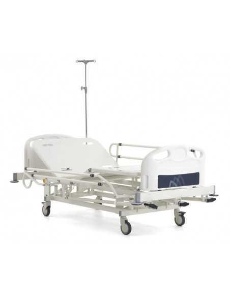 Механічне лікарняне ліжко MN-01