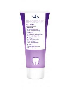 """Зубна паста """"Захист від карієсу"""" Emoform-F Protect Dr.Wild, 75"""
