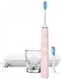 Звукова зубна щітка Philips DiamondClean 9000 Pink HX9911/29