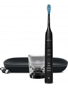 Звуковая зубная щетка Philips DiamondClean 9000 Black HX9911/09