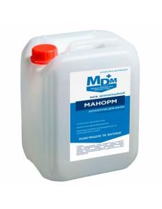 Средство дезинфицирующее для рук MDM Манорм, 5л