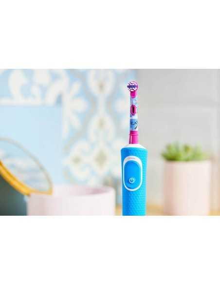 Детская электрическая зубная щетка Oral-B Stages Frozen, от 3-х