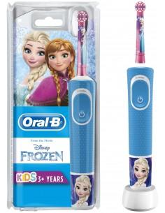 Дитяча електрична зубна щітка Oral-B Stages Frozen, від 3-х