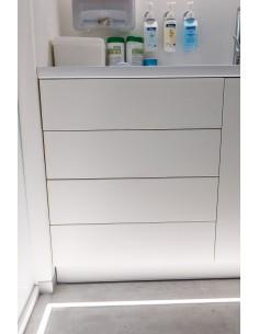 Стоматологический мебельный модуль 6-ть секций Egger