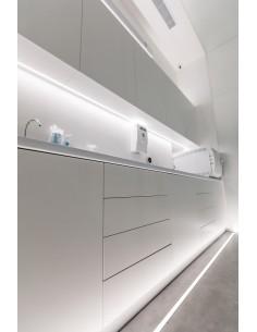 Стоматологический мебельный модуль 1-а секция выкатная Egger