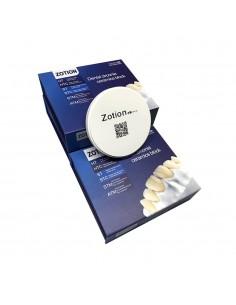 Цирконієвий диск ATM 98 мм/18 мм, Zotion для Cad/Cam