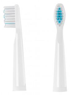 Насадки для зубной щетки Vega VT-20 W, белые