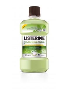"""Ополаскиватель полости рта Listerine """"Зеленый чай"""", 250 мл"""