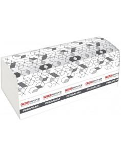 Полотенце бумажное PRO service Premium V-сложенное 2-х слой. 160 шт. белый, цел. (20 шт / ящ)