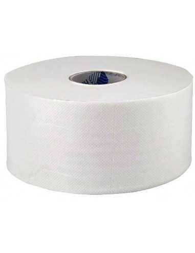 Туалетная бумага Extra Selpak Pro, целлюлозный, джамбо 2-х слой, 150 м