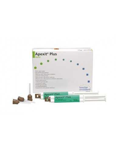 Силер для кореневих каналів Apexit Plus 2х6г