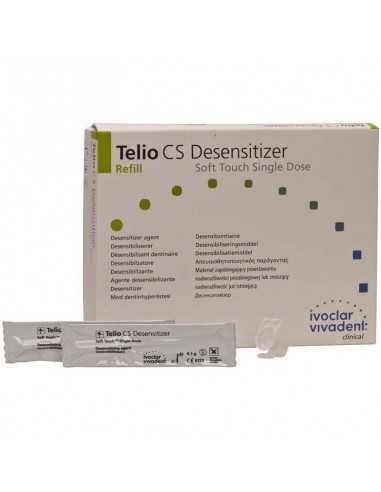 Препарат для снятия чувствительности дентина Telio CS Desensitizer Унидоза, 0,1 г