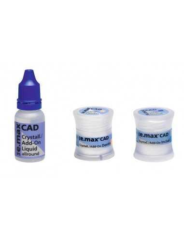 Рідина для коректувальною маси IPS e.max CAD Crystall./Add-On Liquid 15мл