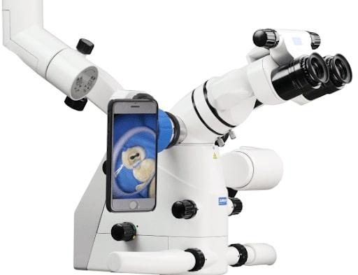 Стоматологічний мікроскоп Zumax 2800